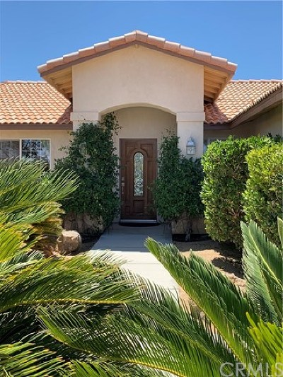 Joshua Tree CA Single Family Home For Sale: $675,000