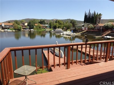 Clearlake Single Family Home For Sale: 684 Keys Boulevard