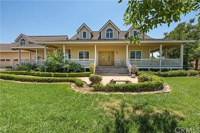 Kelseyville Single Family Home For Sale: 2325 Bell Hill Road