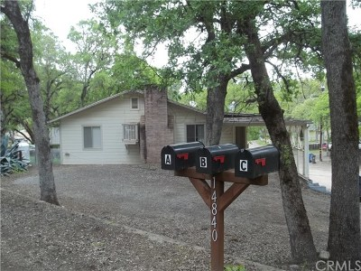 Clearlake Multi Family Home For Sale: 14840 Valley Avenue