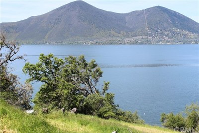 Clearlake Park Residential Lots & Land For Sale: 11464 Lakeshore Drive