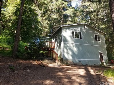 Kelseyville Single Family Home For Sale: 9541 Hannah Drive S