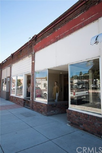 Lakeport CA Commercial For Sale: $299,000