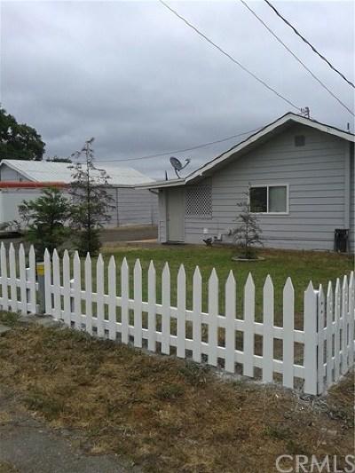 Lakeport Multi Family Home For Sale: 2554 Beach Lane