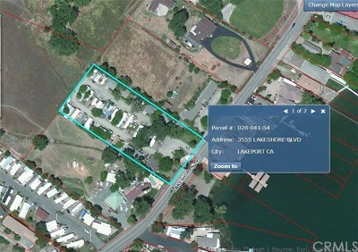 Lake County Commercial For Sale: 3555 Lakeshore Boulevard