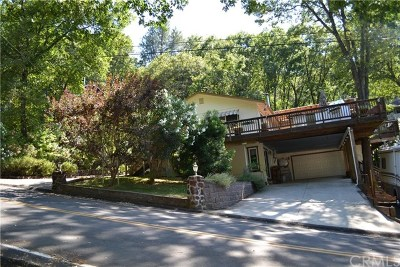 Kelseyville CA Single Family Home For Sale: $429,000