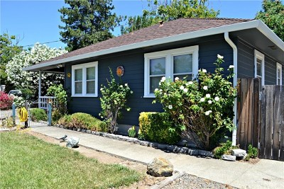 Nice CA Single Family Home For Sale: $239,000