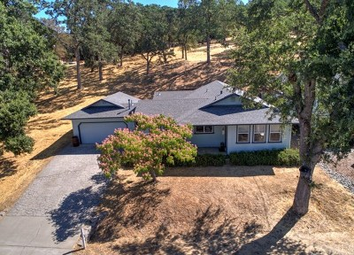 Hidden Valley Lake CA Single Family Home For Sale: $287,500