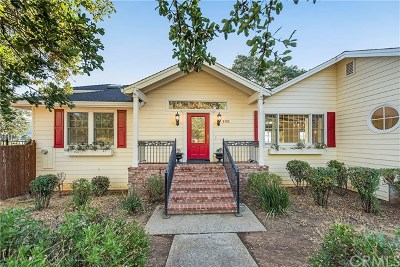 Kelseyville CA Single Family Home For Sale: $759,000