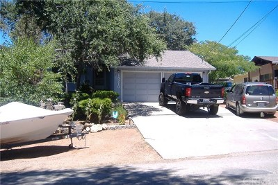 Clearlake CA Single Family Home Active Under Contract: $189,900