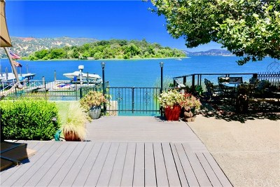 Kelseyville CA Single Family Home For Sale: $909,000