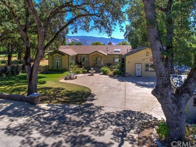 Lakeport CA Single Family Home For Sale: $625,000