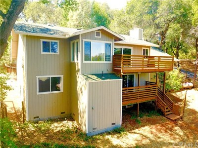 Kelseyville CA Single Family Home For Sale: $389,000