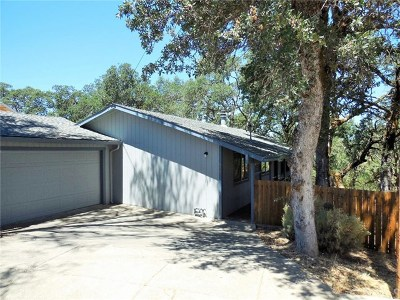 Lakeport CA Single Family Home For Sale: $275,000