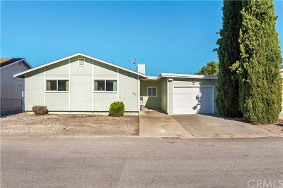 Clearlake Oaks CA Single Family Home For Sale: $215,000