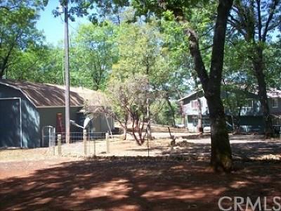 Lower Lake Single Family Home For Sale: 18450 Ponderosa