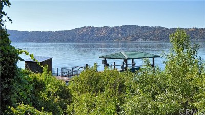Clearlake Single Family Home For Sale: 10327 Terrace Drive
