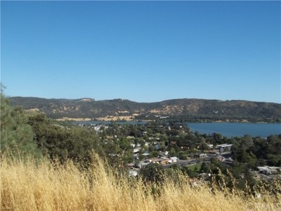 Clearlake Oaks Residential Lots & Land For Sale: 12324 Mountain View Drive