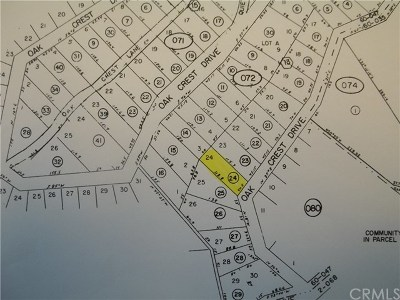 Clearlake Residential Lots & Land For Sale: 3169 Oak Crest Drive