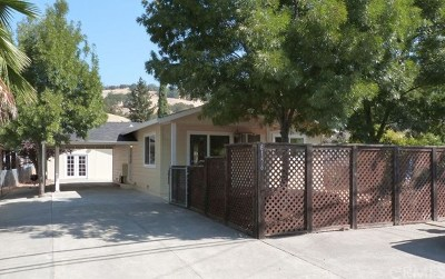Lucerne CA Single Family Home For Sale: $235,000