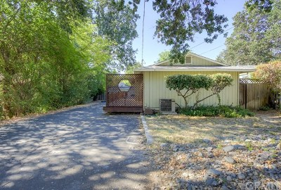 Lakeport Single Family Home For Sale: 563 2nd Street