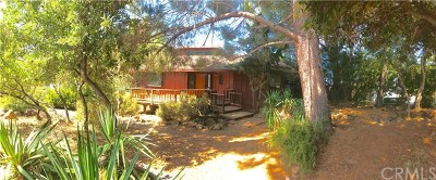 Kelseyville CA Single Family Home For Sale: $199,900