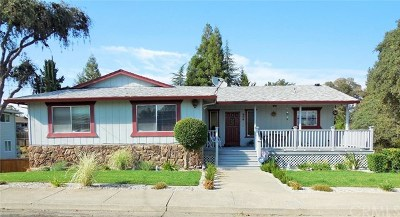 Lakeport CA Single Family Home For Sale: $439,500