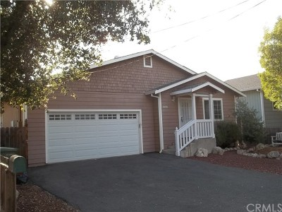 Clearlake Single Family Home For Sale: 3090 7th Street
