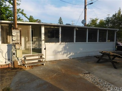 Clearlake Mobile Home For Sale: 13050 Island Drive