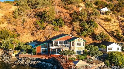 Clearlake, Clearlake Oaks, Clearlake Park, Glenhaven, Hidden Valley Lake, Kelseyville, Lakeport, Lower Lake, Lucerne, Nice, Upper Lake Single Family Home For Sale: 2995 Silverado Lane