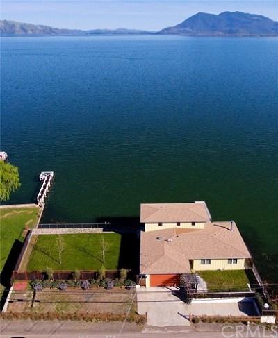 Lakeport Single Family Home For Sale: 3160 Lakeshore Boulevard