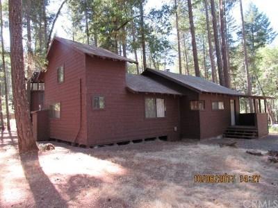 Upper Lake Single Family Home For Sale: 51 Bear Loop