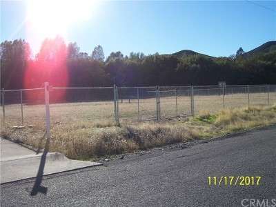 Clearlake Oaks Residential Lots & Land For Sale: 3295 Spring Valley Road
