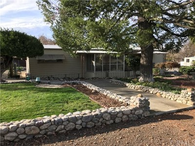 Lower Lake Manufactured Home For Sale: 9725 Lake Street