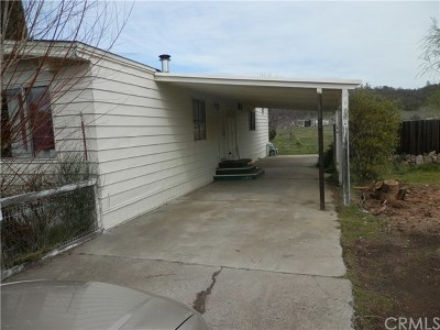 Lower Lake Manufactured Home For Sale: 11652 Spruce Grove Road