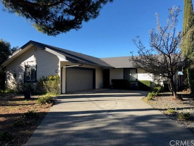 Lucerne Single Family Home For Sale: 6799 E Highway 20
