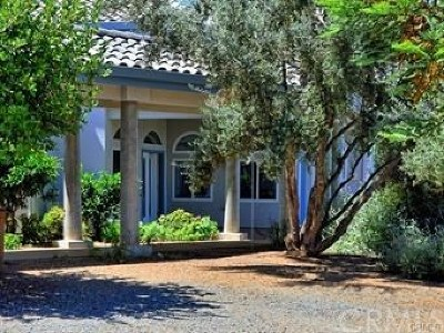 Kelseyville Single Family Home For Sale: 5490 Konocti Road