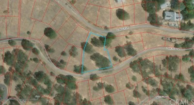 Clearlake Oaks Residential Lots & Land For Sale: 12122 Lakeview Drive