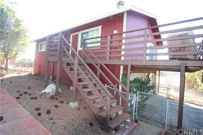 Kelseyville Single Family Home Active Under Contract: 9087 Hopi Court