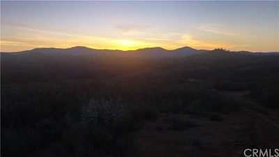 Lower Lake Residential Lots & Land For Sale: 10480 Sky High Ridge Road