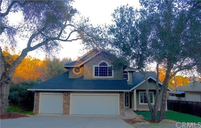 Hidden Valley Lake Single Family Home For Sale: 16722 Hawks Hill Road