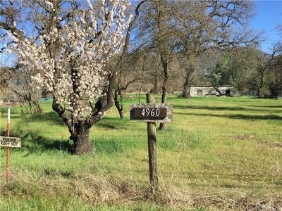 Kelseyville Residential Lots & Land For Sale: 4960 Gaddy Lane