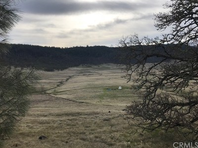 Lower Lake Residential Lots & Land For Sale: 18185 Little High Valley Road