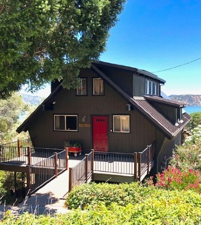 Kelseyville Single Family Home Active Under Contract: 3660 Shoreline View Way