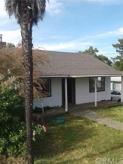 Lakeport Single Family Home For Sale: 1080 Martin Street