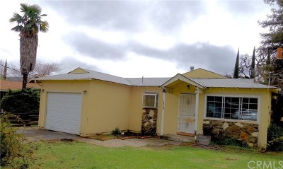 Clearlake Oaks Single Family Home For Sale: 13169 3rd Street