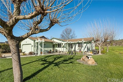 Hidden Valley Lake Single Family Home Active Under Contract: 18025 Spyglass Road