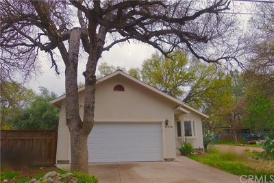 Clearlake Single Family Home For Sale: 15506 36th Avenue