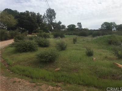 Clearlake Residential Lots & Land For Sale: 16375 19th Avenue