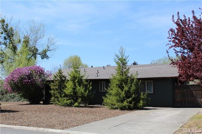 Clearlake Single Family Home For Sale: 691 Pebble Way